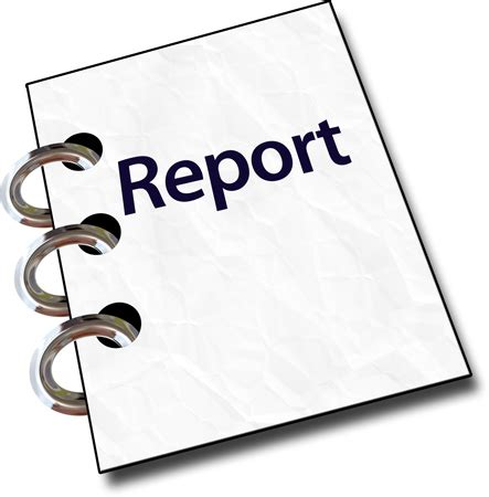Write up accident report
